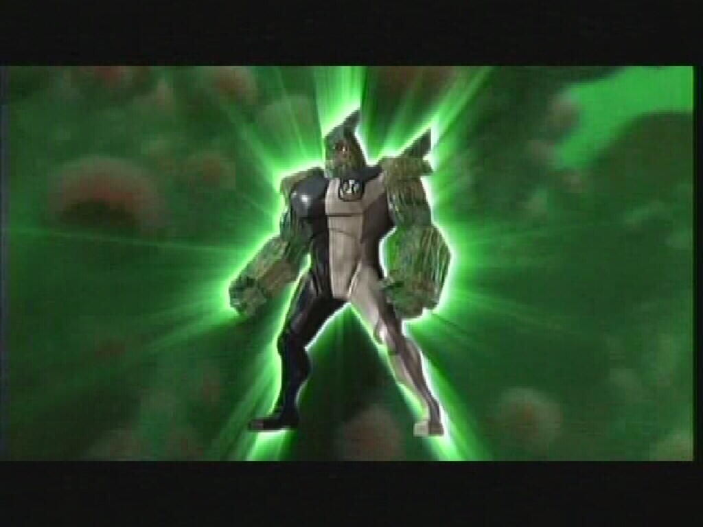 Ben 10 Race Against Time Four Arms